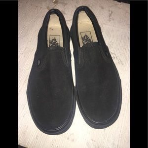 Vans slip on's great condition. Size 6.5